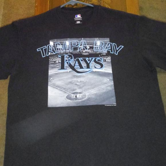 finest selection 5d109 ba4cb RARE Tampa Bay Rays shirt